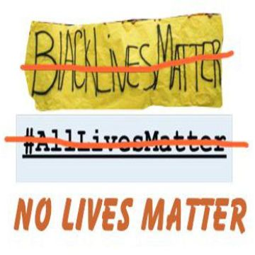 Thumbnail for No lives matter
